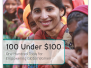 100 Under $100