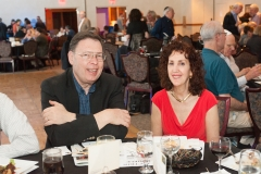 Temple Israel Wayts & Means Dinnger 2016, This Year in JerusalemHonoring Cantor Caitlin Bromberg