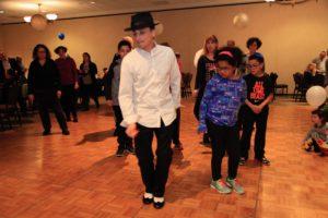 TI-JCC dance demonstration