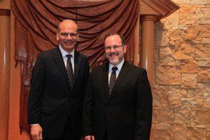 Rabbi Noam Marans_Rabbi David Fine_Temple Israel & JCC_ Ridgewood NJ