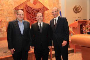 Rabbi David Fine installation_NJRA