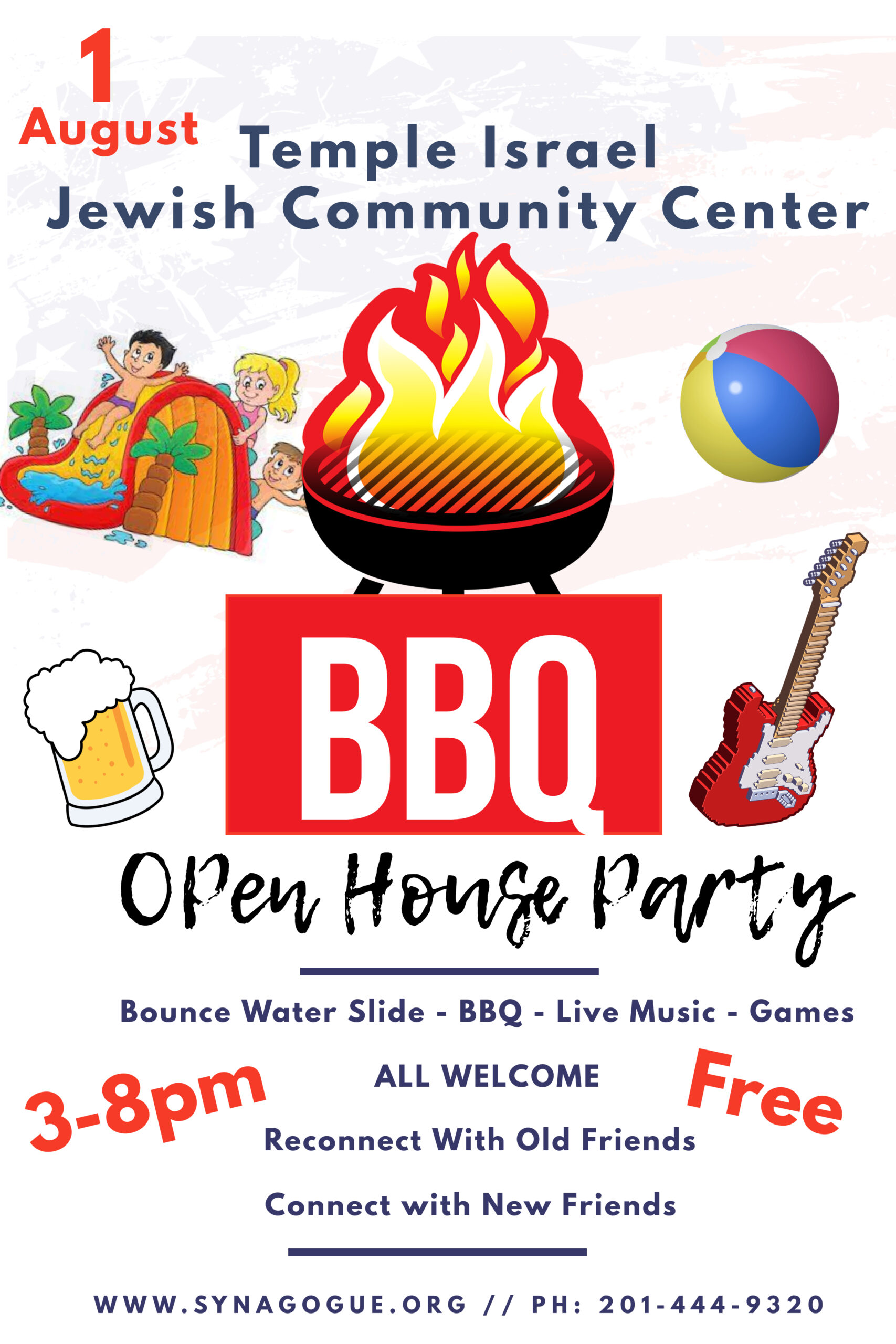 Open House Celebration